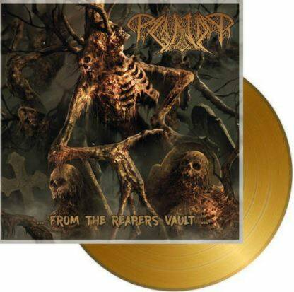 PAGANIZER From the reapers vault (gold vinyl) LP