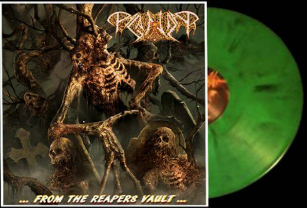 PAGANIZER From the reapers vault (green vinyl) LP