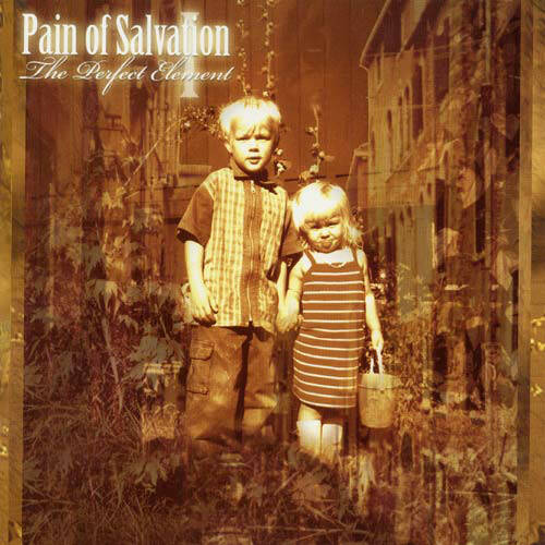 PAIN OF SALVATION The perfect element CD