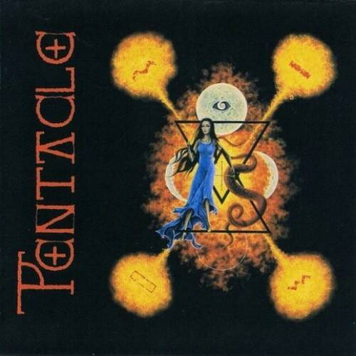 PENTACLE The fifth moon…beyond and back CD