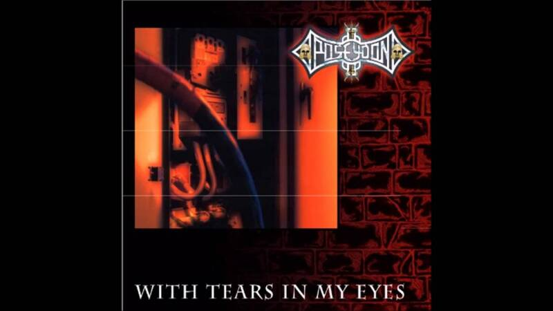 POSEYDON With tears in my eyes CD