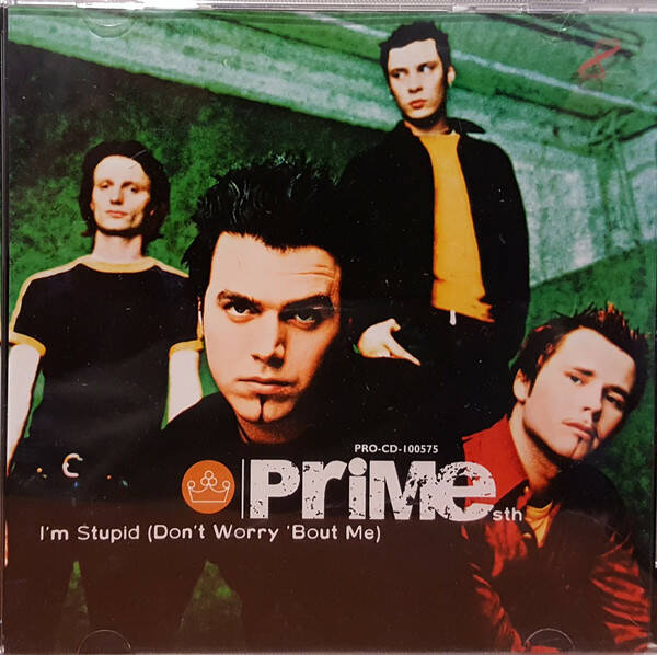 PRIME STH I'm stupid(don't worry about me(single in slimcase) CD