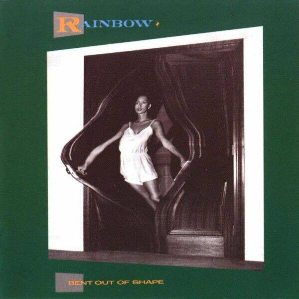 RAINBOW Bent out of shape CD