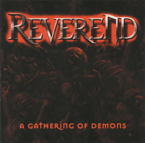 REVEREND A gathering of demons CD