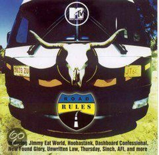 ROAD RULES Don't make me pull this thing over vol CD