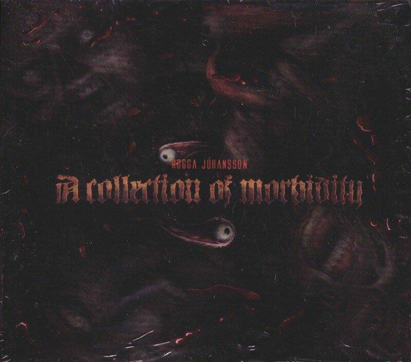 ROGGA JOHANSSON A COLLECTION OF MORBIDITY CD