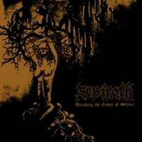 SEPIROTH BREAKING THE CODE OF SILENCE CD