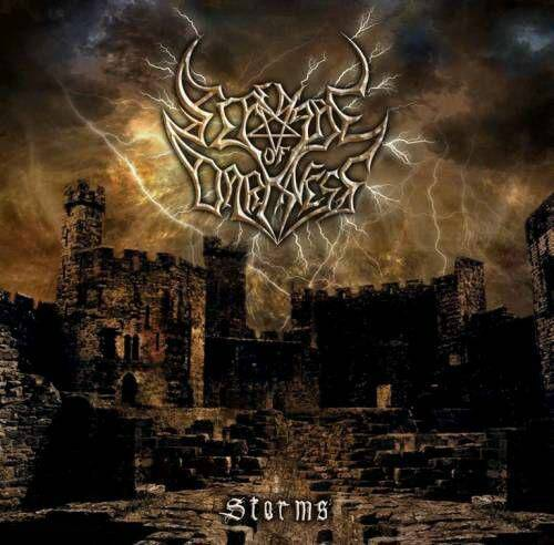 SERENADE OF DARKNESS storms CD