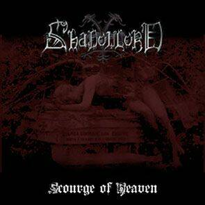 SHADOWLORD Scourge of heaven CD