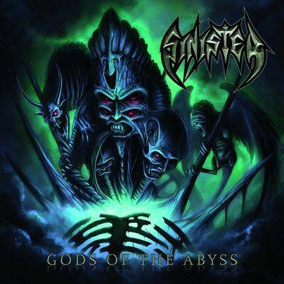 SINISTER GODS OF THE ABYSS CD