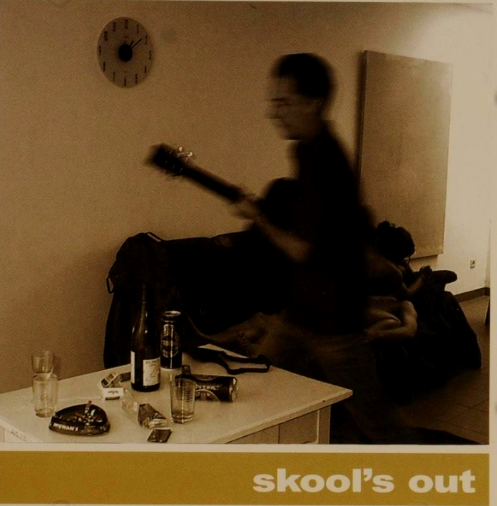 SKOOL'S OUT after hours CD