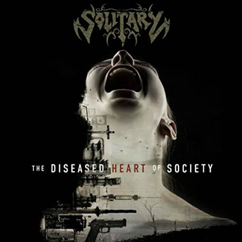 SOLITARY The diseased heart of society(digi) CD