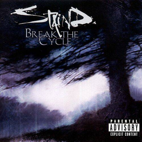 STAIND Break the cycle CD
