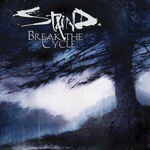 STAINED Break the circl CD