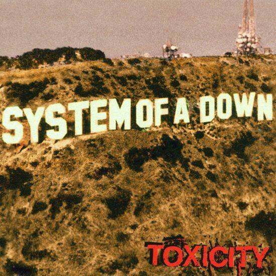 SYSTEM OF A DAWN Toxicity CD