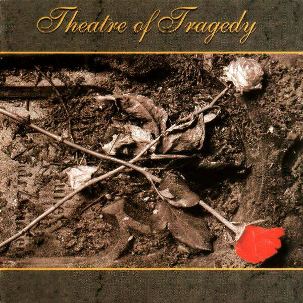 THEATRE OF TRAGEDY Theatre of tragedy (1995) CD