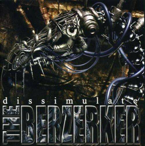 THE BERZERKER DISSIMULATE CD