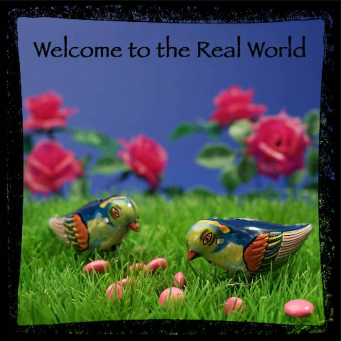 THE COVENANT Welcome to the real world CD