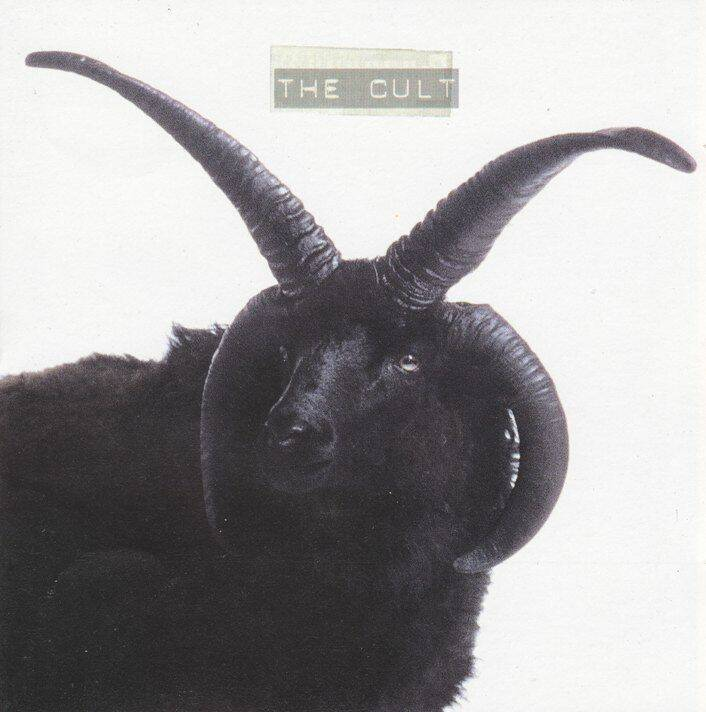 THE CULT The cult (1994) CD