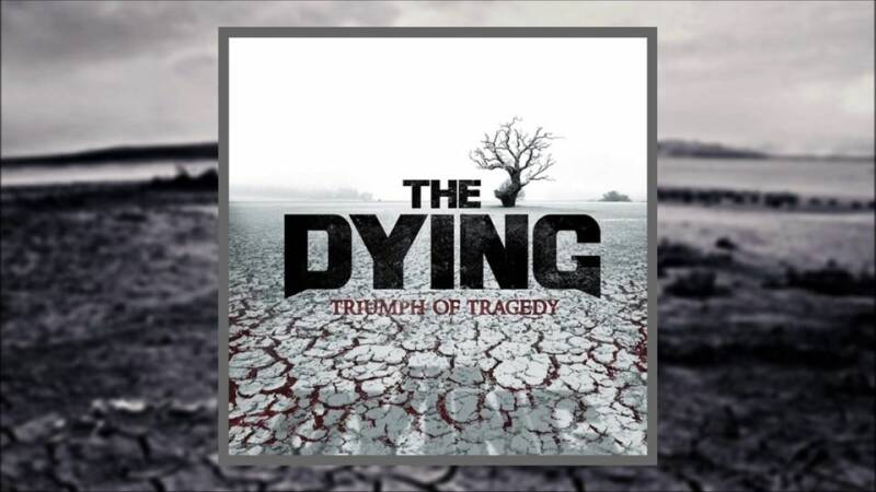 THE DYING Tiumpf of agony CD
