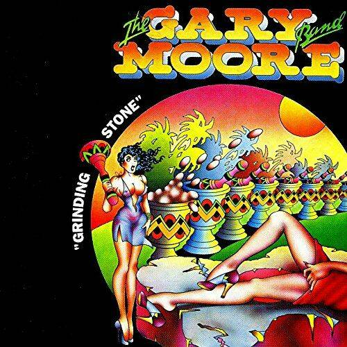 THE GARY MOORE BAND Grinding stone CD