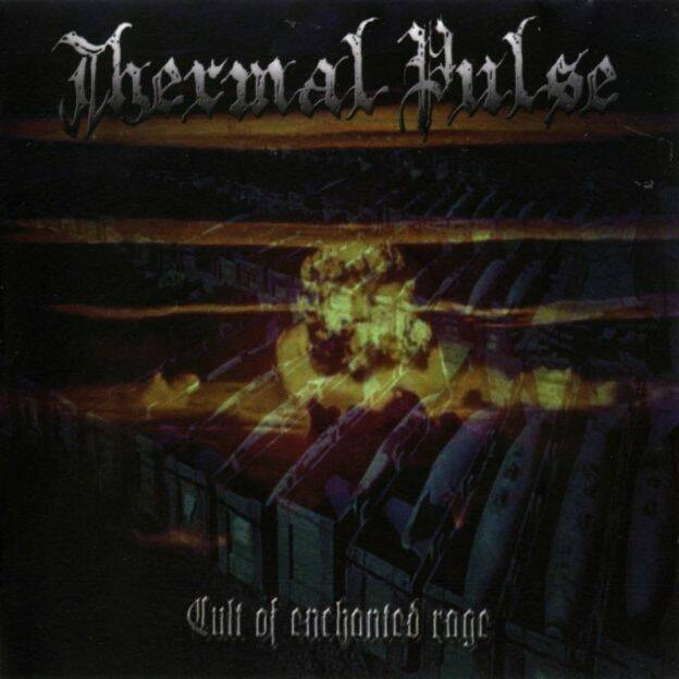 THERMA PULSE Cult of the enchanted rage CD