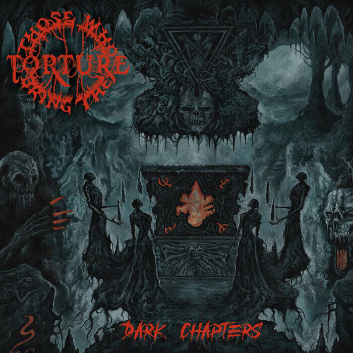 THOSE WHO BRING TORTURE Dark chapters CD