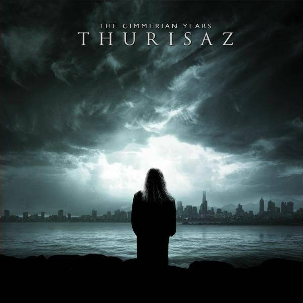 THURISAZ The gimmerian years CD