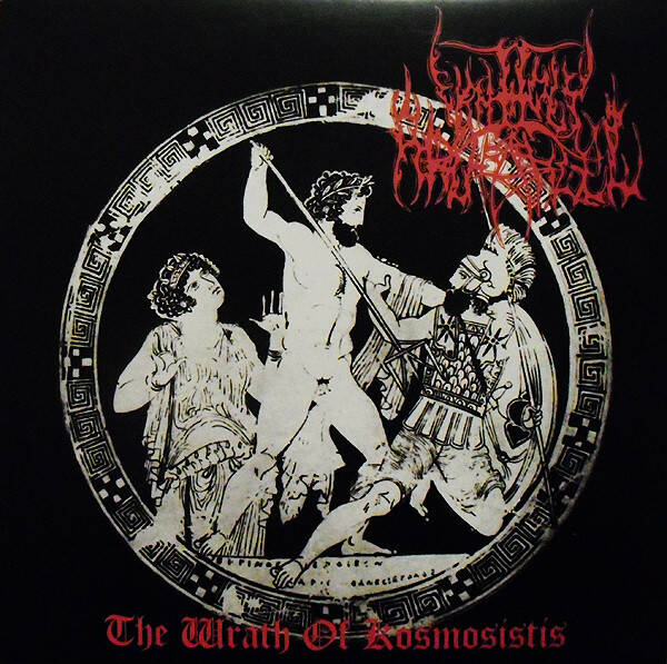 UNHOLY ARCHANGEL The wrath of the kosmosistis CD