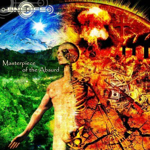 UNSAFE Masterpiece of the absurd CD
