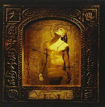 VAI Sex and religion CD