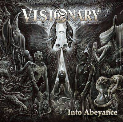 VISIONARY Into abeyance CD