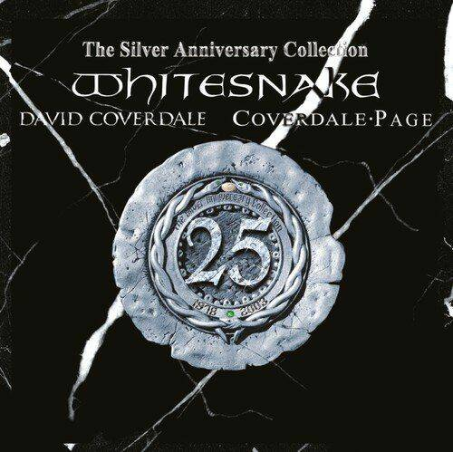 WHITESNAKE The silver aniversary collection (2cd) CD