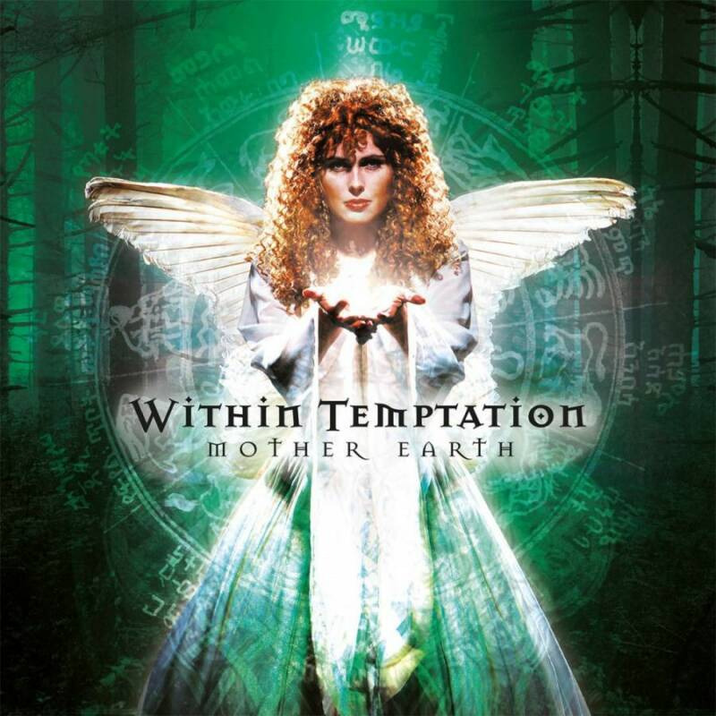 WITHIN TEMPTATION Mother earth (E.P.) CD