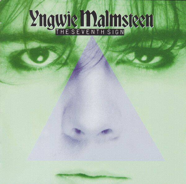 YNGWIE MALMSTEEN THE SEVENTH SIGN CD