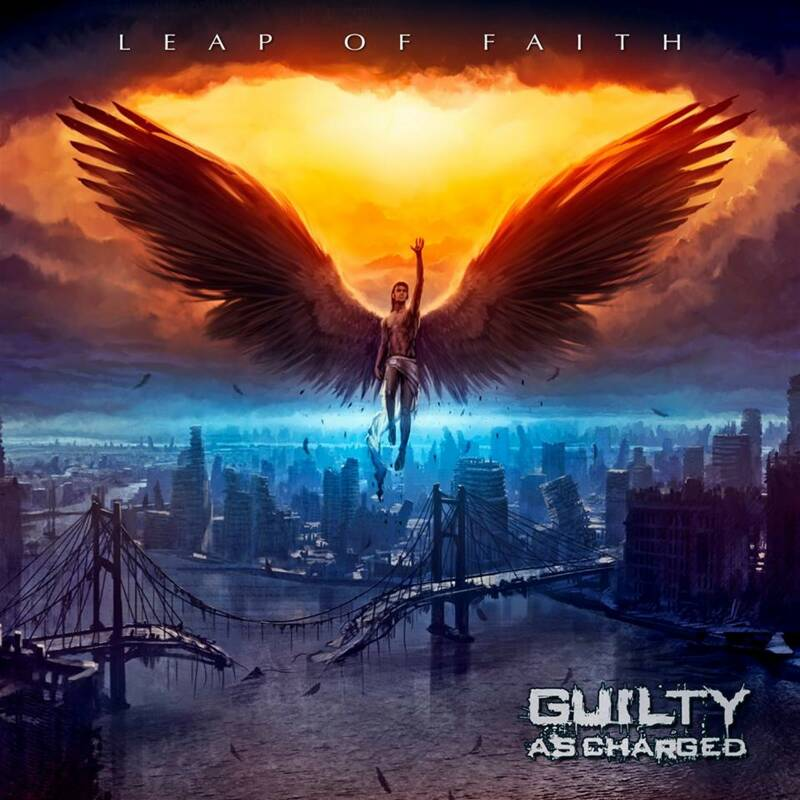 GUILTY AS CHARGED LEAP OF FATE CD