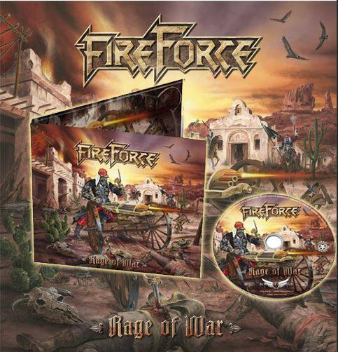 Fireforce  Rage of war CD