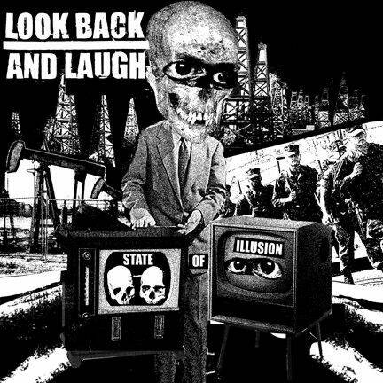 look back and laugh State of illusion CD