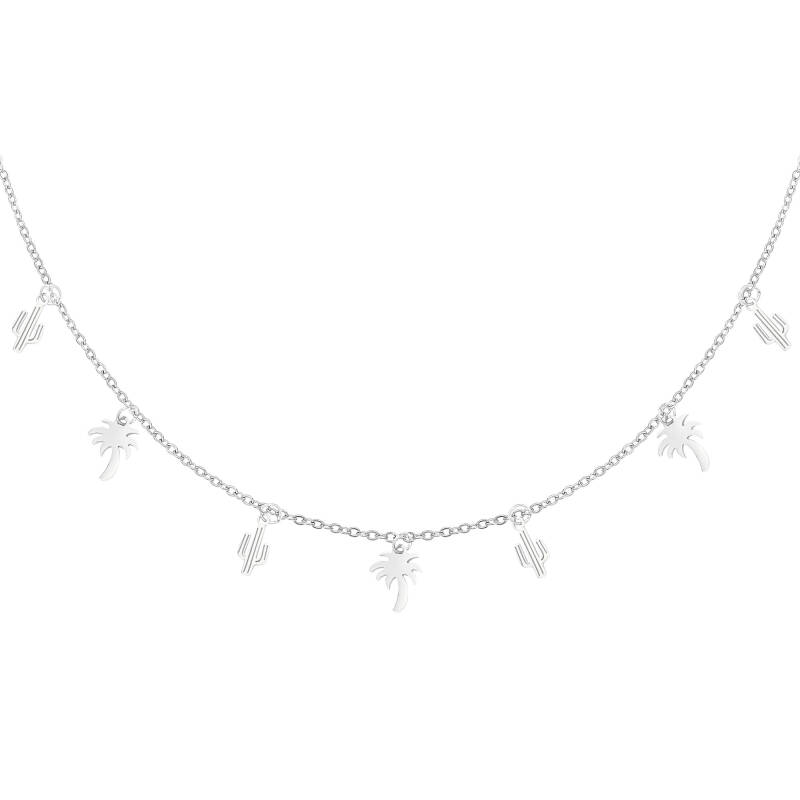 Desert necklace - Silver