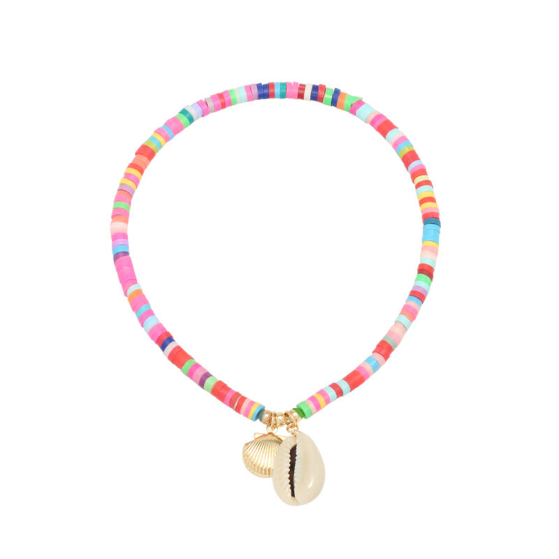 Surf anklet - colourful