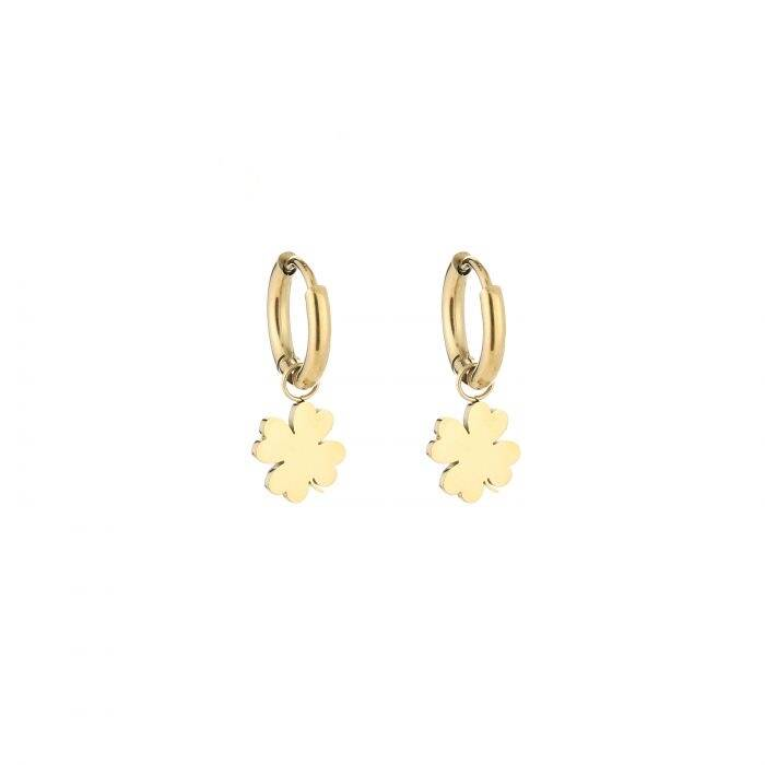 Luck earrings - Gold