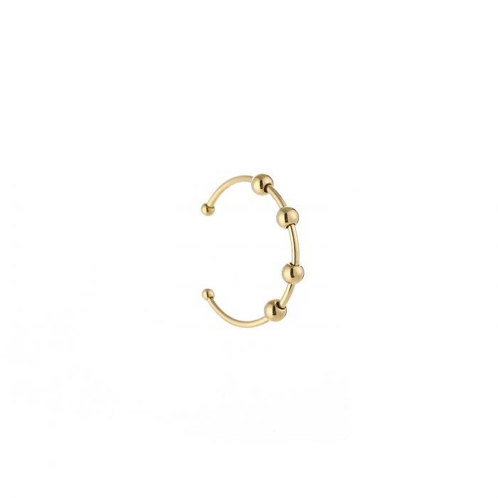 Dot ring - Gold
