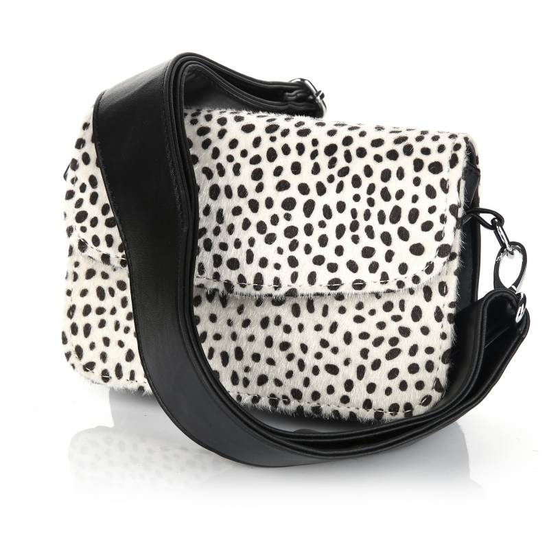 Cheetah bag - White