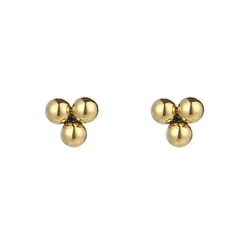 Little earrings - Gold