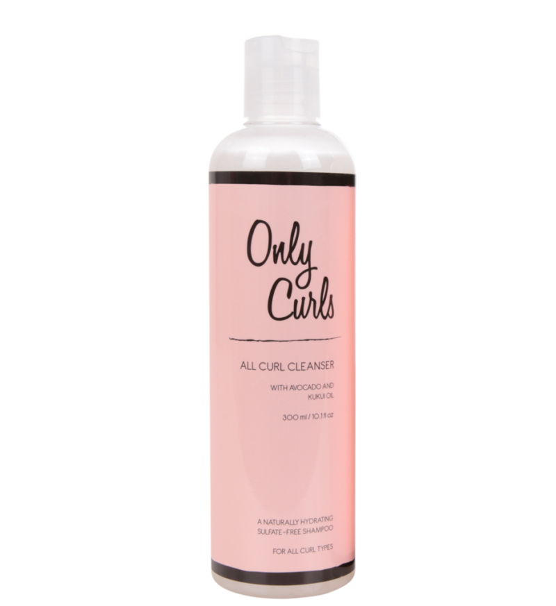 Only Curls, All Curl Cleanser, 30 ml