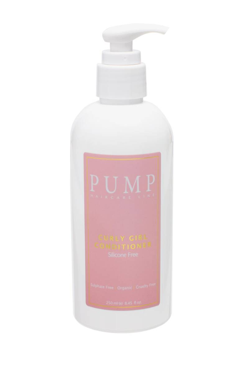Pump Curly Girl Conditioner, 250 ml