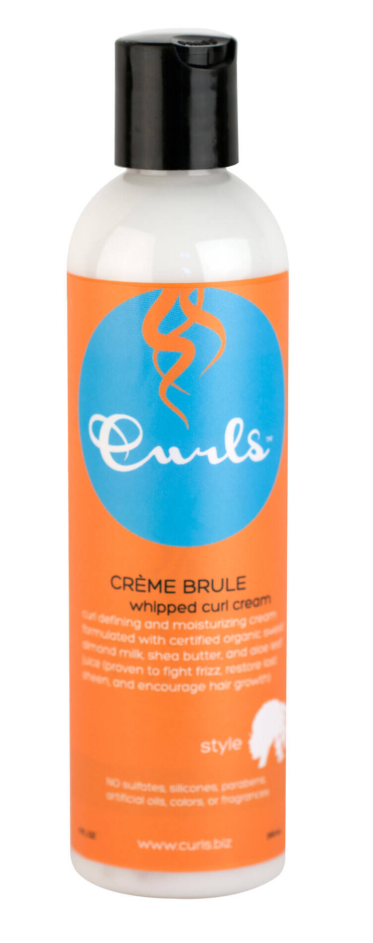 Curls Creme Brule Whipped Curl Creme, 240 ml*