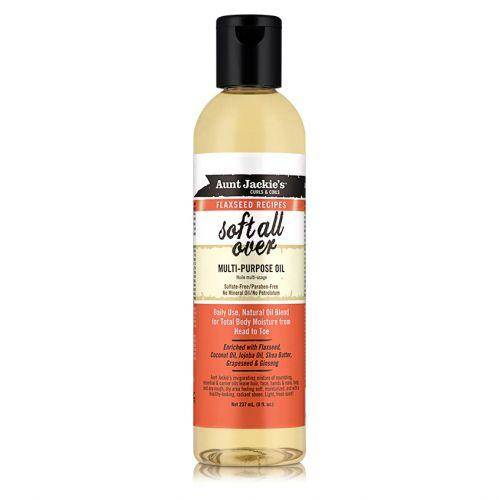 Aunt Jackie's Flaxseed Soft All Over, 237 ml*