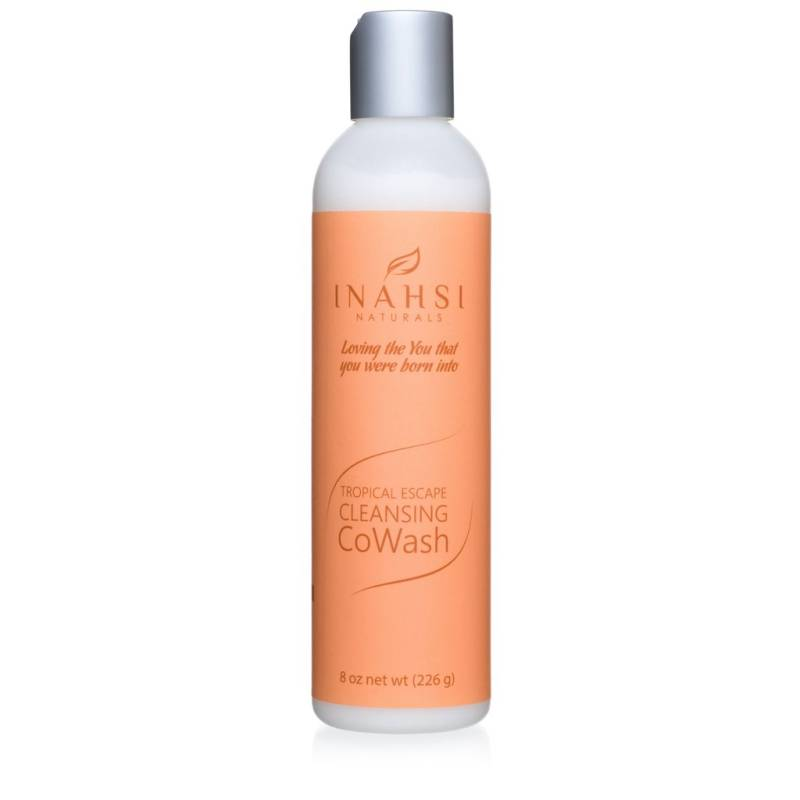 INAHSI Tropical Escape Cleansing CoWash, 57 en 237 ml