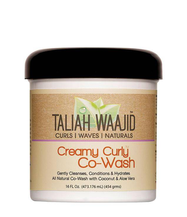 Taliah Waajid Creamy Curly Co-Wash, 455 gram